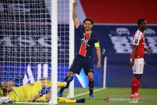 Klasemen Liga Prancis: Lille terpeselet, asa juara PSG menyala lagi