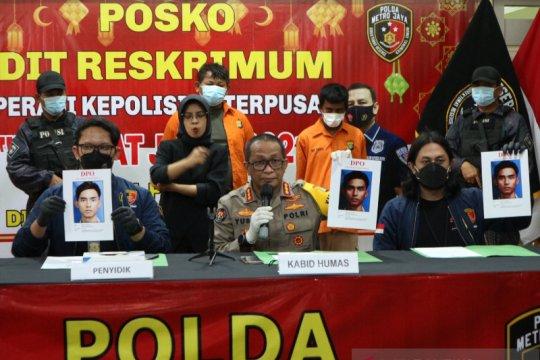 Polisi ringkus komplotan pencurian dan kekerasan seksual di Bekasi