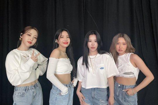 """MAMAMOO unggah teaser beri sinyal """"comeback"""" dengan """"WAW"""""""