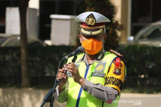 Kasus kecelakaan pada Operasi Ketupat 2021 di Jambi meningkat