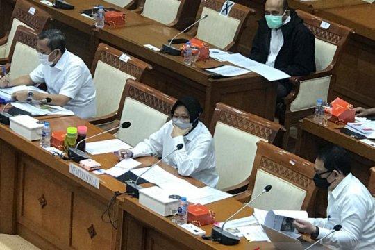Risma: BNPB tak dicantumkan di RUU PB bukan untuk memperlemah lembaga