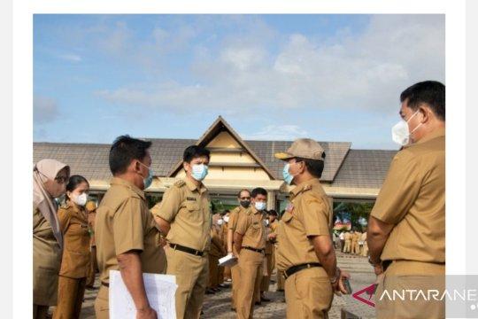 Gubernur Kaltara mengapresiasi ASN yang taati larangan mudik