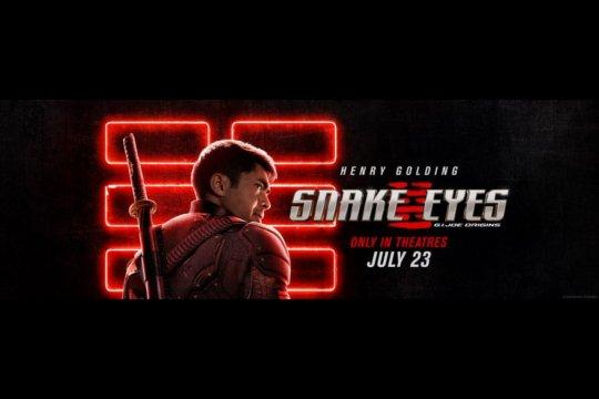 """""""Snake Eyes"""" beri cuplikan penuh aksi"""