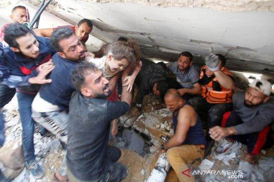 Israel menolak, Hamas sambut baik keputusan PBB selidiki konflik