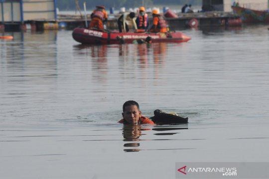 Tim SAR terus berjuang mencari dua korban tenggelam yang belum ditemukan di Waduk Kedung Ombo