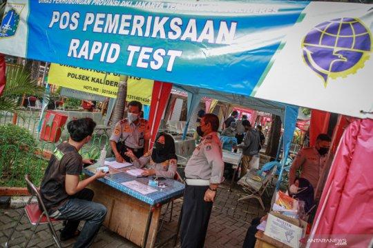 Polda Metro temukan 84 pemudik hendak ke Jakarta positif COVID-19