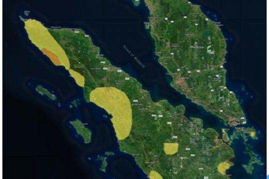 BBMKG: Waspadai cuaca ekstrem di Sumatera Utara