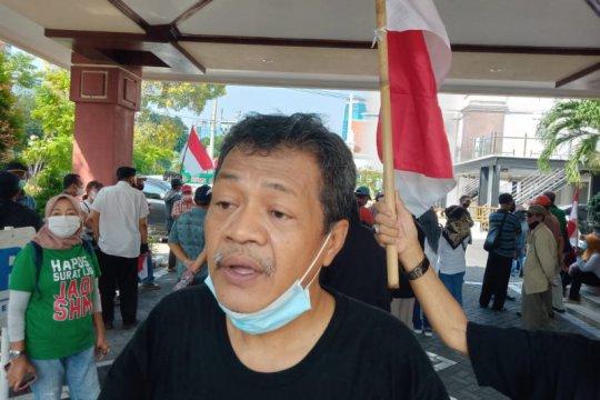 Warga Surat Ijo Surabaya tolak pengesahan Raperda Aset Daerah