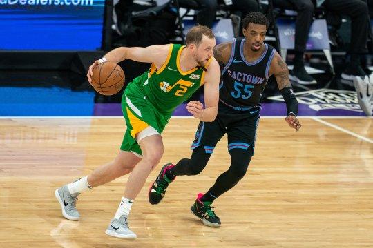 Jazz catat rekor terbaik NBA setelah tundukkan Kings