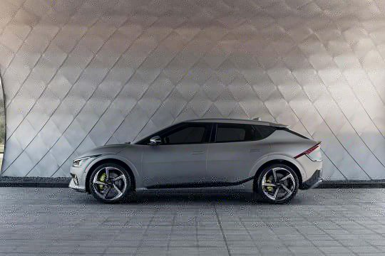 Mengenal Kia EV6, SUV listrik berkecepatan 260 km/jam