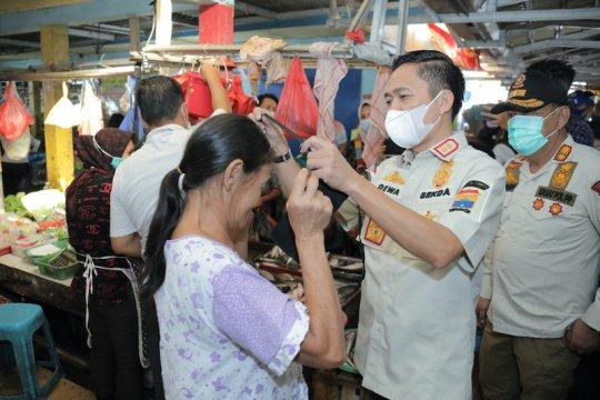 Sekda Palembang: Kasus COVID-19 meningkat setelah Lebaran