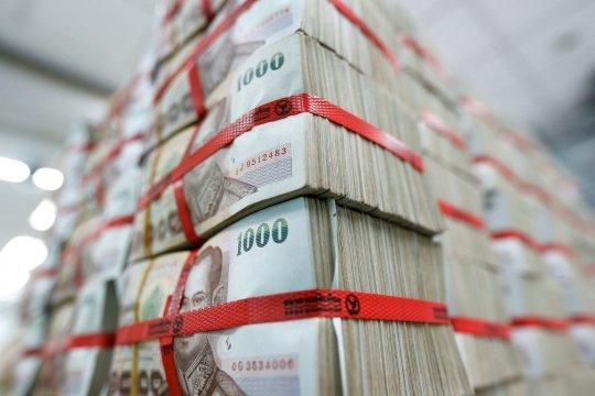 Ekonomi Thailand menyusut 2,6 persen pada triwulan I 2021