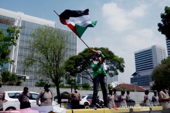 Kemenlu: 181 korban jiwa konflik Palestina-Israel