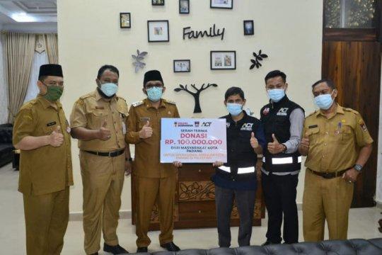 Setelah ambulans, Pemkot Padang bantu Rp100 juta untuk Palestina