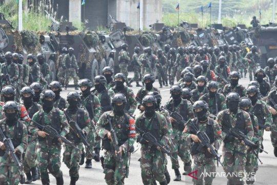 992 prajurit Kodam Jaya 'tempur' di Meikarta