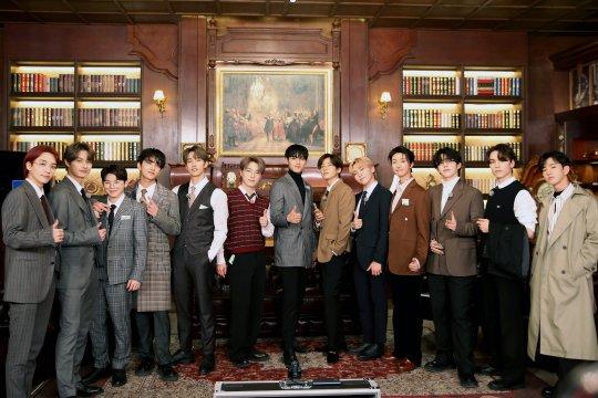 "Grup K-pop SEVENTEEN ungkap konsep animasi ""Power of Love"""