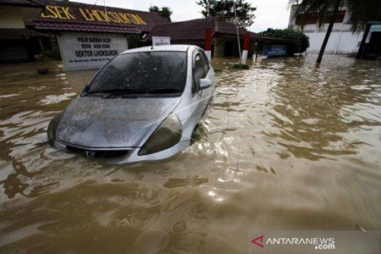 Waspada bencana, BMKG ingatkan hujan deras dan potensi banjir di Aceh