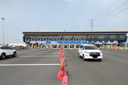 Jasa Marga: 71.765 kendaraan tinggalkan Surabaya hingga H+3 Labaran