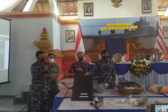 Pangkoarmada II tegaskan KRI Nanggala murni kecelakaan bukan meledak