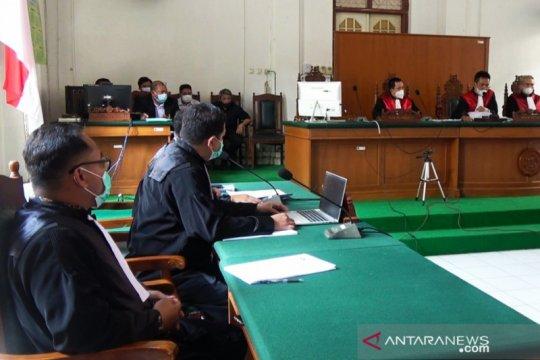 Penyuap Nurdin Abdullah didakwa 5 tahun penjara