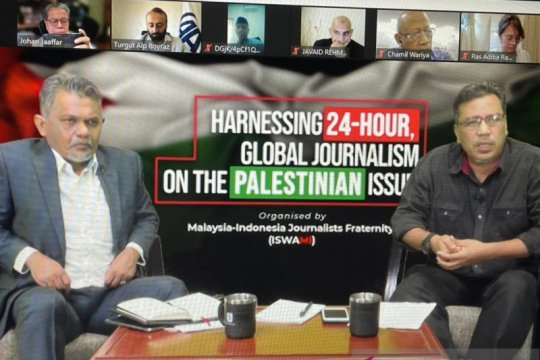 ISWAMI usulkan media center di Palestina