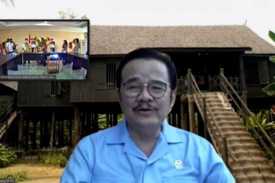 DPD ajak semua pihak gotong royong pelihara cagar budaya di Kalteng