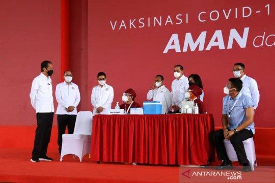 Bahlil: Vaksinasi Gotong Royong bakal dukung kepercayaan investor