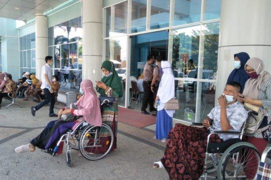 Kunjungan pasien di RSUD Mataram meningkat usai libur Lebaran
