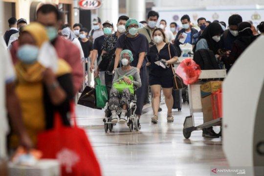 Jumlah penumpang di Bandara Juanda meningkat usai pemberlakukan larangan mudik