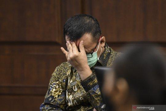 Tiga sekretaris pribadi ceritakan awal kerja dengan Edhy Prabowo