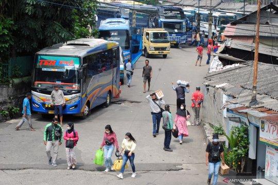 Layanan AKAP kembali dibuka, jumlah penumpang cenderung meningkat