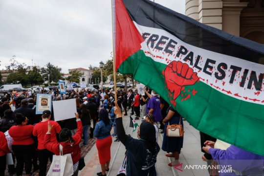 FUIB ajak warga Sulsel berdonasi untuk Palestina