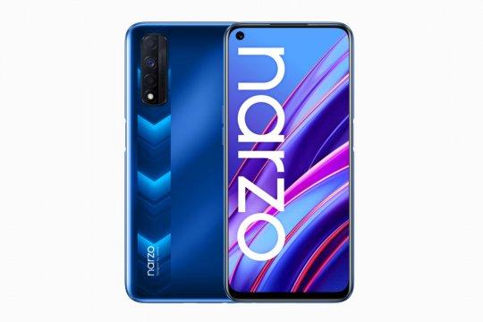 Realme umumkan kehadiran Narzo 30
