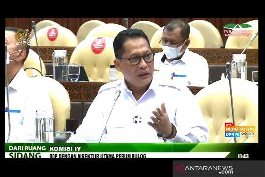 Bulog minta dukungan DPR, tagih piutang Rp1,279 triliun ke pemerintah