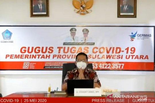 Kasus positif COVID-19 di Sulut bertambah tujuh orang