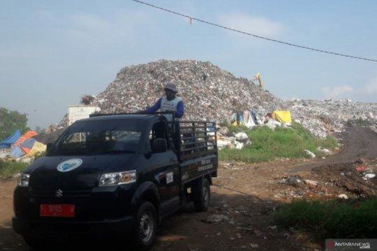 DLH Cianjur : Selama libur Lebaran volume sampah meningkat 210 ton