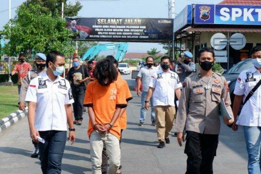 Polres Klaten tetapkan lima tersangka kasus meledaknya balon udara