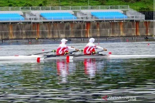 Dayung Indonesia raih tiket Olimpiade Tokyo