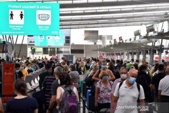 Penerbangan Selandia Baru-Australia terbitkan peringatan COVID-19