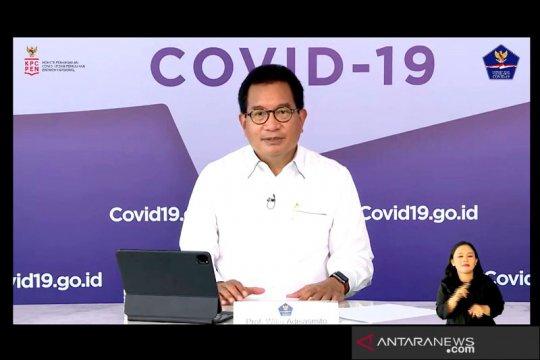 Data sementara,  264 pemudik positif COVID-19, sebut satgas