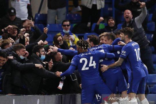 Empat besar bisa membuat Chelsea tenang hadapi final Liga Champions