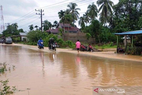 Banjir rendam 29 desa di Aceh Selatan
