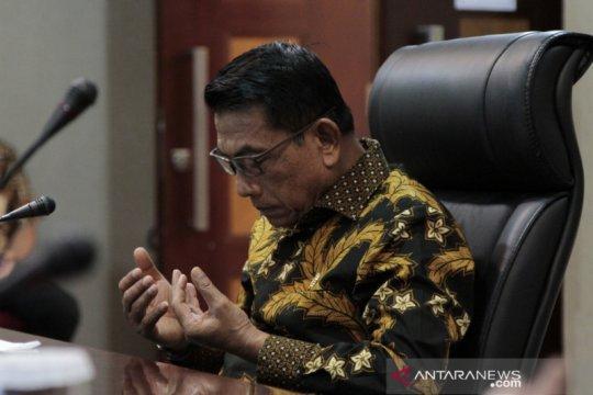 Moeldoko sebut Wimar tokoh reformis berpulang jelang hari reformasi