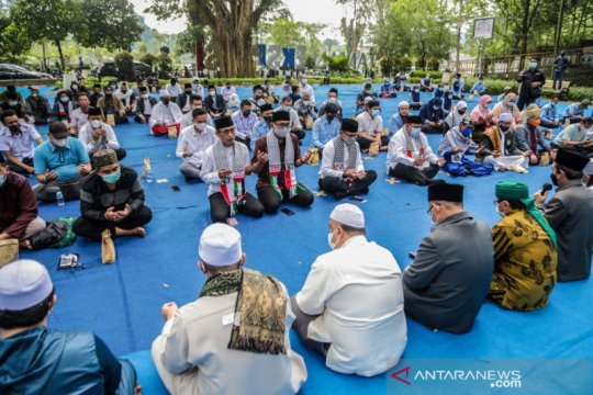 Tokoh lintas agama di Kota Bogor minta Israel hentikan agresi