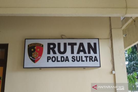 Rutan Polda Sultra melebihi kapasitas selama pandemi COVID-19