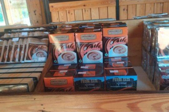 Produsen cokelat Gunung Kidul pertahankan produksi di tengah pandemi