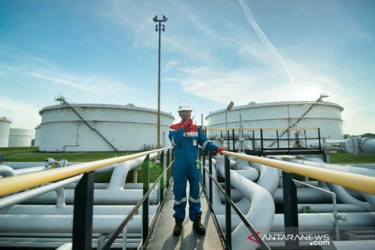Kilang Pertamina Internasional catat kinerja positif triwulan I 2021