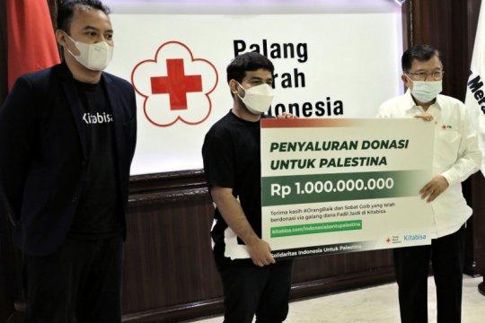 PMI segera salurkan donasi publik untuk Palestina