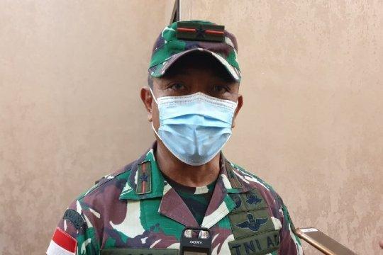 Dandrem 172: KKB miliki senjata api dari helikopter TNI yang jatuh