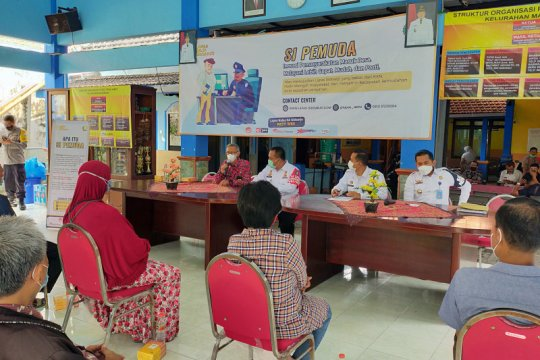 """LP Sidoarjo buka layanan """"Si Pemuda"""" di Kelurahan Magersari"""